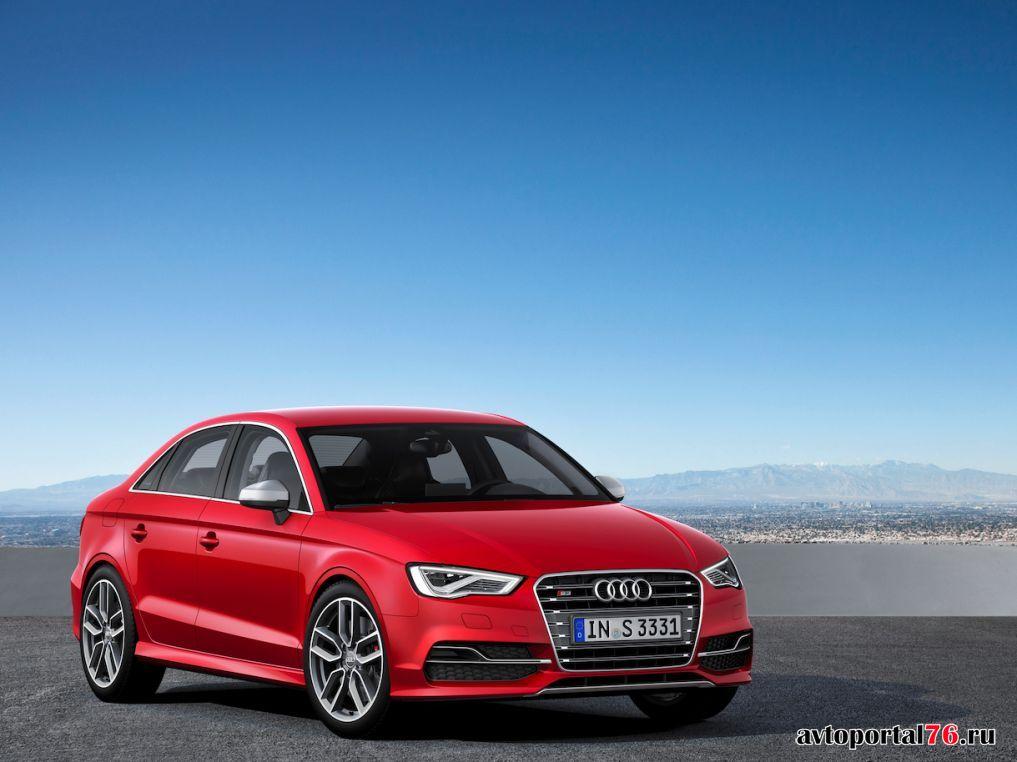 Фотографии Audi S3 Sedan Фотогра…