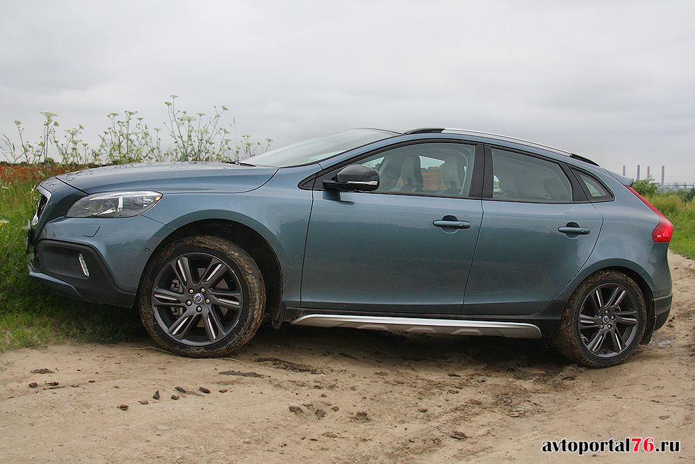 Volvo V40 Cross Country8276